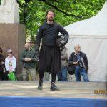 SPb HEMA Club - Swordsman's Day 2016. Ton Puey, Academia da Espada, Spain
