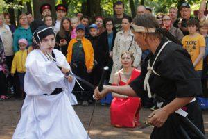 Клуб исторической реконструкции «Древняя Русь», г. Старая Русса