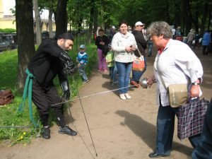 Saint Petersburg HEMA Club - Swordsman's Day 2016