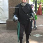 SPb HEMA Club - Swordsman's Day 2016. Eugenio Garcia-Salmones,