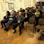 СПбФК, Дни фехтовальной культуры 2015. Поэтический вечер