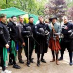SPb HEMA Club - Swordsman's Day 2016, among the guests of the festival Eugenio Garcia-Salmones, Ton Puey
