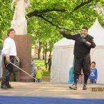 Saint Petersburg HEMA Club - Swordsman's Day 2016