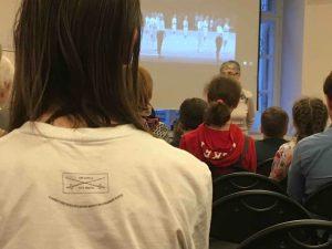 Футболка с логотипом Санкт-Петербургского Фехтовального Клуба - наряд соответствующий событию