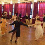 Мастер-класс по танцам XIX века танцмейстера Алексея Веретенникова. Фото: Сергей Ефимов