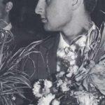 Виктор Жданович, первый советский олимпийский чемпион по фехтованию на XVII Олимпийских играх в 1960 г.