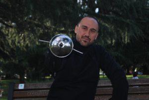 Маэстро Франческо Лода, президент Академии фехтования, г. Рим, Италия НЕМА workshop - cеминар в Санкт-Петербургском Фехтовальном Клубе, апрель 2016