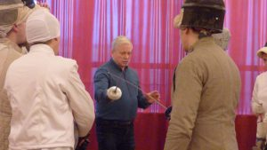 Ассамблея Гранд Ассо 2018. Мастер-класс по фехтованию Михаила Шеремета. Фото: Александр Сердюк