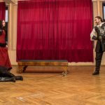 Ассамблея Гранд Ассо 2018. Выступает Студия сценического фехтования «Personae dramatis» Руководитель Вера Чистякова Номер
