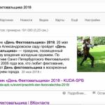 Google «День фехтовальщика 2018»
