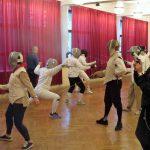 Открытый урок по фехтованию на Ассамблее Гранд Ассо