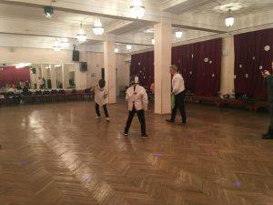 СПбФК. Святочный вечер фехтовальщиков 2020