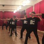 2020/21 - Пять лет фехтовальной школе «Плащ и шпага». Старший курс на уроке фехтования