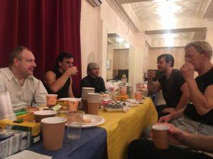 Санкт-Петербургский Фехтовальный Клуб - Святочный вечер фехтовальщиков 2021