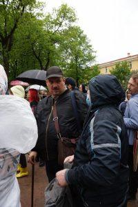 СПбФК. День Фехтовальщика 2021. Фото: Михаил Шеремет