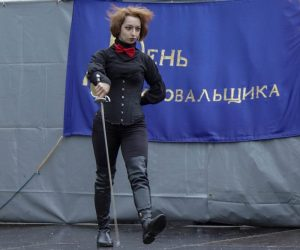 СПбФК. День Фехтовальщика 2021. Фото: Олег Моисеев