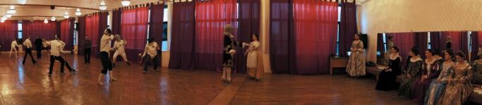 10.танцуют Илья Шацкий и Мария Новосёлова-Дайнеко (Ансамбль ПЛЕМЯННИКИ РАМО)
