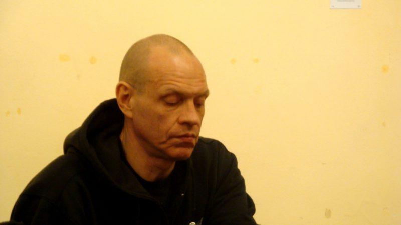 Евгений Мякишев. СПбФК-Дни фехтовальной культуры 2014 Поэтический вечер