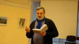 Дни фехтовальной культуры 2014. I Поэтические чтения