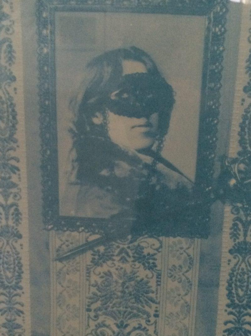 Новиков Тимур «Железная маска»