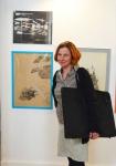 Васильева Ирина «Валгалла», 2011(сверху); «От любви», 2015