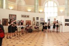 Санкт-Петербургский духовой оркестр девушек