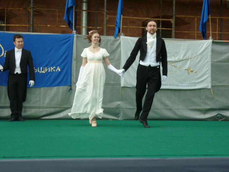 «Пушкинская студия старинного танца»