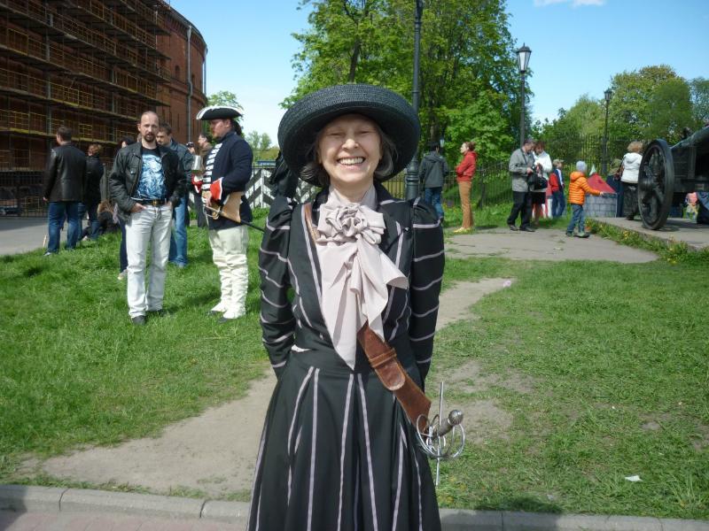 Алина Алонсо ТуляковаПетербургский праздник