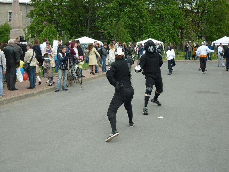 Петербургский праздник