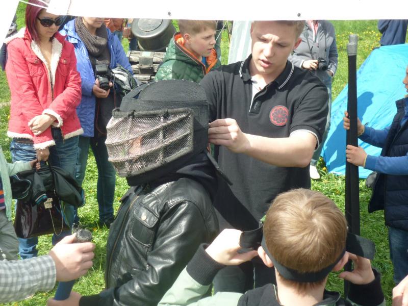 «Оружейный бойцовский клуб» Руководитель Андрей Нечаев Петербургский праздник