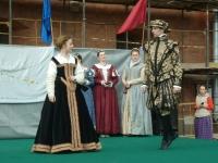 Ансамбль танцев эпохи Возрождения «Vento del tempo»