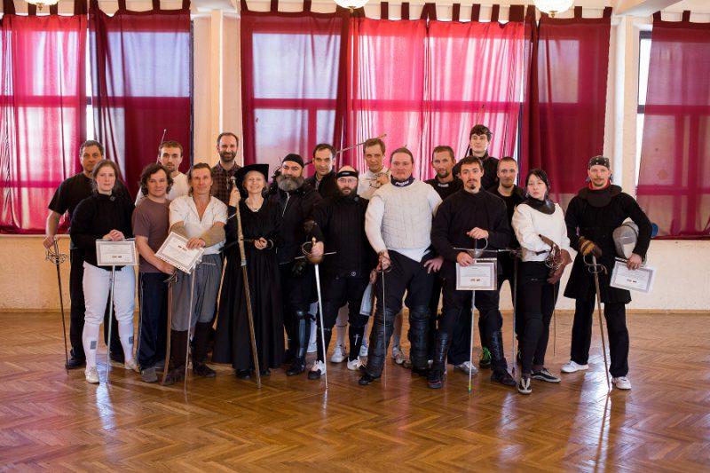 НЕМА семинар Eugenio Garcia-Salmones в СПбФК, 2015 Фото: Виталий Фёдоров
