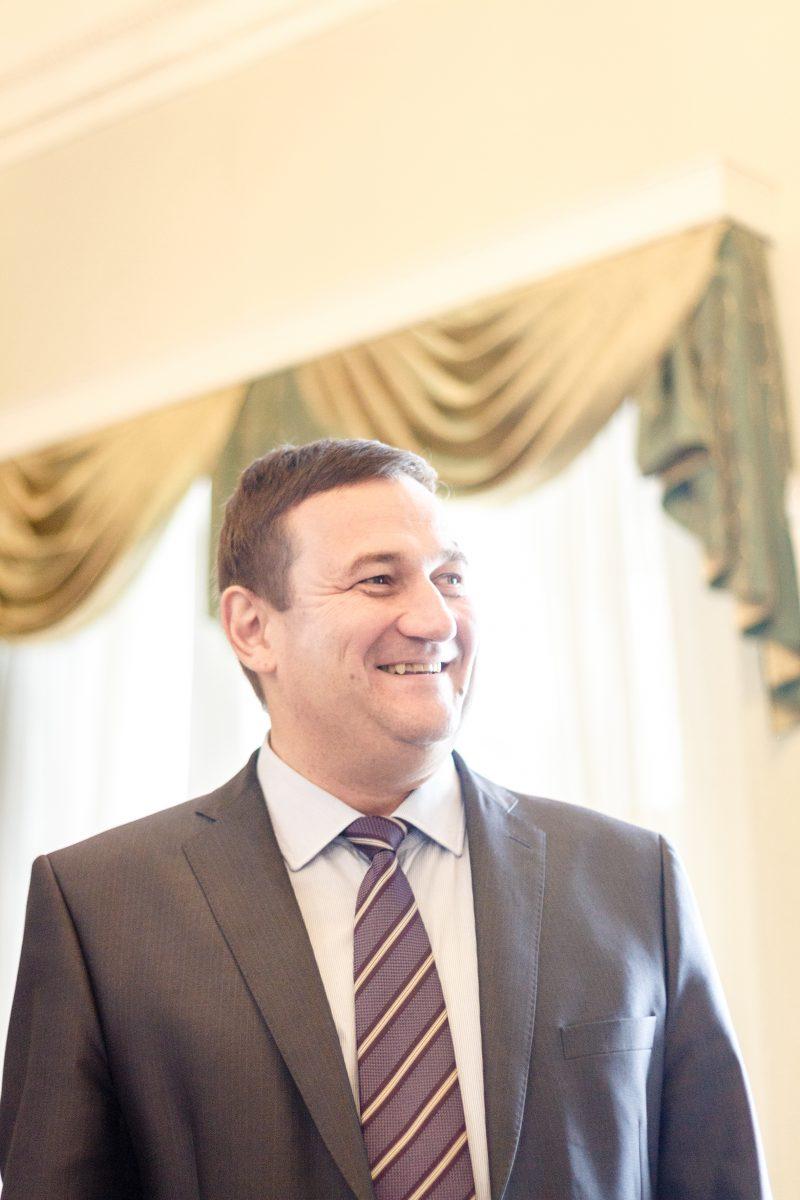 Константин Эдуардович Сухенко - председатель Комитета по культуре. Фото: Александр Скобелкин