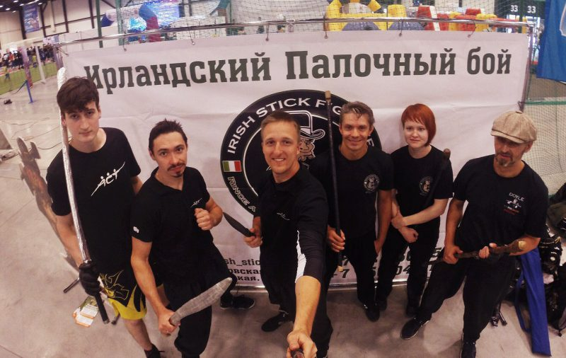Клуб «KRAIT», руководитель Алексей Минигалин