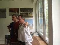 Фехтование на пленэре. Валерий Киселев и его клуб