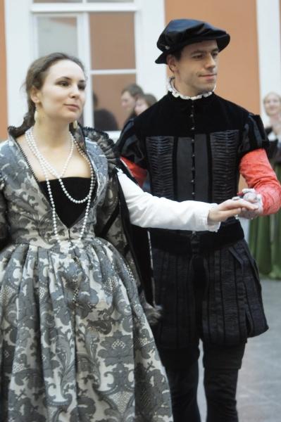7.Екатерина и Максим Михайловы-Смольняковы.