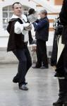 16.Руслан Каприлов дает открытый урок по фехтованию на шпаге XVI-XVIII вв