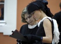55. Срочное совещание - ведущая Юлия Фёдорова и организатор Алина Тулякова.
