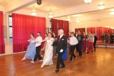 В честь 5-летия Гранд Ассо открывается торжественным полонезом с участием всех желающих Фото: Анастасия Луговкина