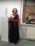 Алина Тулякова, куратор биеннале