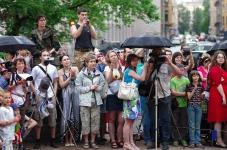 25 мая 2014 - Десятый праздник День Фехтовальщика. Фото: Виталий Фёдоров
