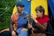 День Фехтовальщика 2014. Студия средневековых воинских искусств