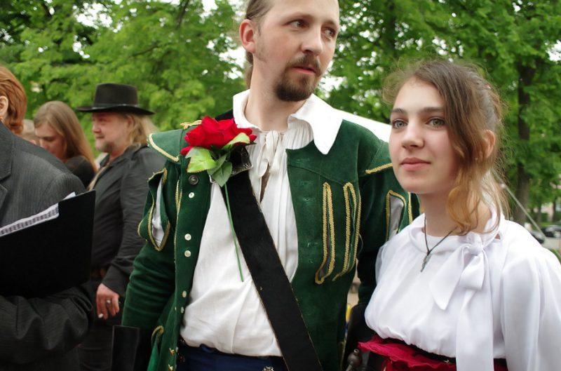 Клуб европейского исторического фехтования ПАРАД-РИПОСТ