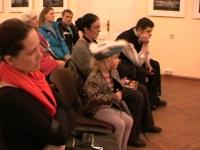 Дни фехтовальной культуры 2012. Зрители на вечер клуба