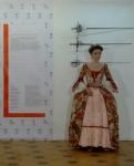 Анастасия Зуткис, руководитель ансамбля танцев эпохи барокко ПЛЕМЯННИКИ РАМО