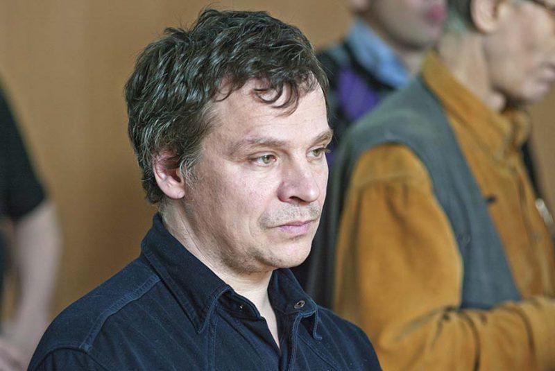 Руслан Каприлов, клуб Европейского исторического фехтования Парад-Рипост
