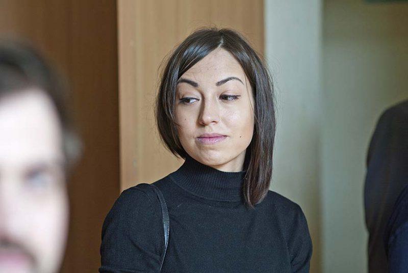 Модельер Валерия Миронова