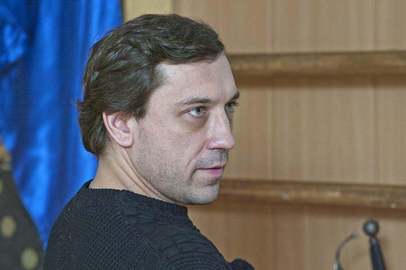 Александр Ульянов, руководитель студии Арт-Фехтования Rencontre
