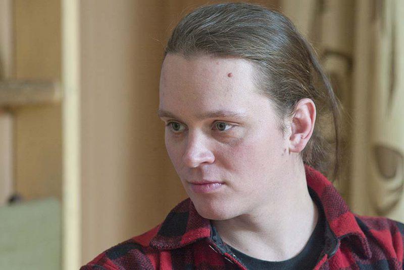 Дмитрий Круглов,руководитель школы европейского фехтования Fleur de Fer