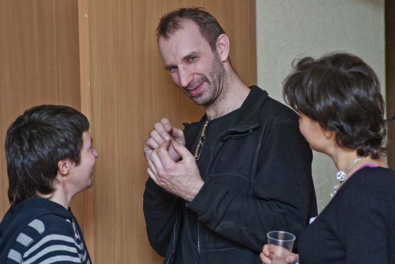 Кобиашвили Георгий и Юлия Федорова
